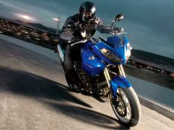 TRIUMPH TIGER 1050 SE blue