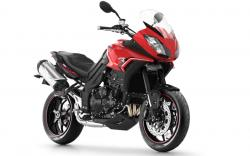 TRIUMPH TIGER 1050 SE brown