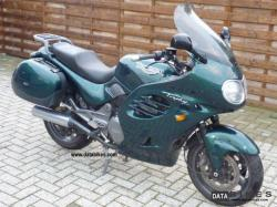 TRIUMPH TROPHY green