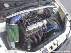 VAUXHALL CORSA engine