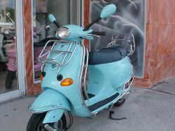VESPA ET blue