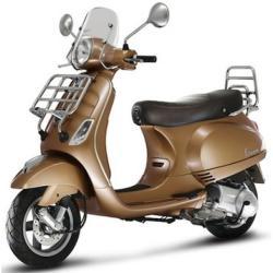 VESPA LX 125 brown