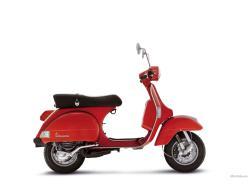 VESPA PX red