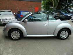 VOLKSWAGEN BEETLE 1.6 brown