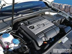 VOLKSWAGEN CABRIO engine