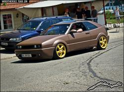 VOLKSWAGEN CORRADO brown