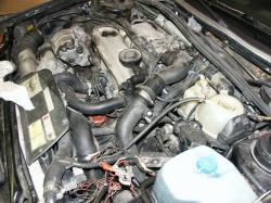 VOLKSWAGEN CORRADO engine