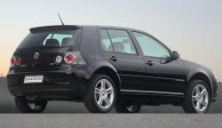 VOLKSWAGEN GOLF black