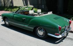 volkswagen karmann cabriolet