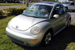 VOLKSWAGEN NEW BEETLE 2.5 engine