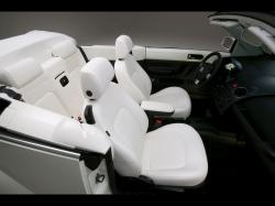 VOLKSWAGEN NEW BEETLE interior