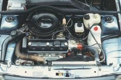 VOLKSWAGEN POLO engine