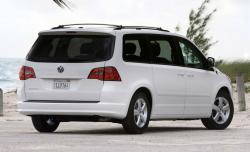 VOLKSWAGEN ROUTAN green