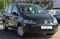 VOLKSWAGEN SHARAN 2.0 TDI black