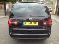VOLKSWAGEN SHARAN black