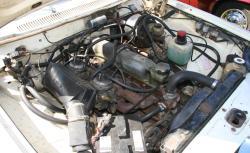 VOLVO 164 engine