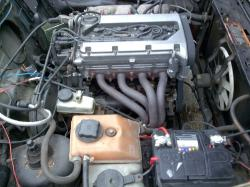 VOLVO 340 engine