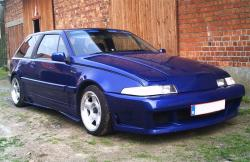 VOLVO 480 blue