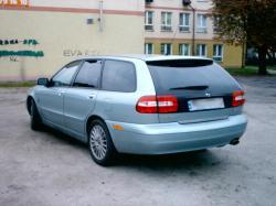 VOLVO 480 silver