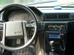 VOLVO 940 interior