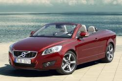 VOLVO C 70 brown