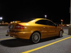 VOLVO C70 brown