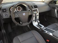 VOLVO C70 interior