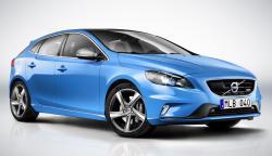 VOLVO S 40 blue