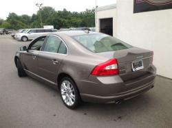 VOLVO S-80 brown