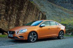 VOLVO S60 brown