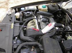 VOLVO S70 engine