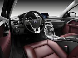 VOLVO S80 red