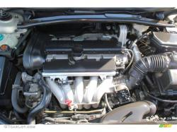 VOLVO V70 engine
