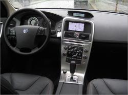 VOLVO XC 60 interior