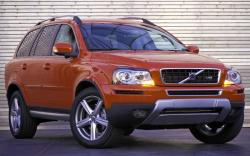 VOLVO XC 90 red