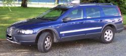VOLVO XC70 blue