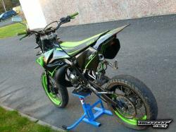 YAMAHA DT green