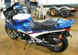 YAMAHA FJ 1200 blue