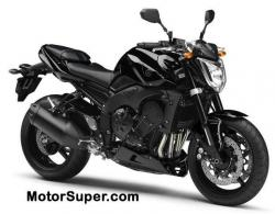YAMAHA FZ1 ABS green