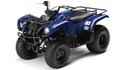 YAMAHA GRIZZLY 125 blue