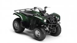 YAMAHA GRIZZLY 125 green