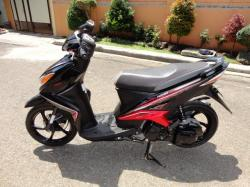 YAMAHA MX black
