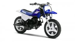 YAMAHA PW50 blue
