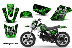 YAMAHA PW50 green