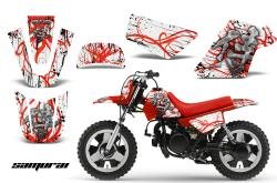 YAMAHA PW50 red