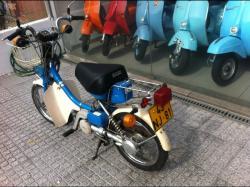 YAMAHA QT50 blue