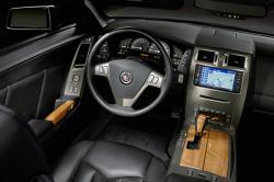 YAMAHA QT50 interior