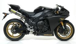 YAMAHA R1 1000 black