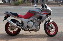 YAMAHA TDM 850 white