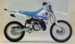 yamaha wr 200